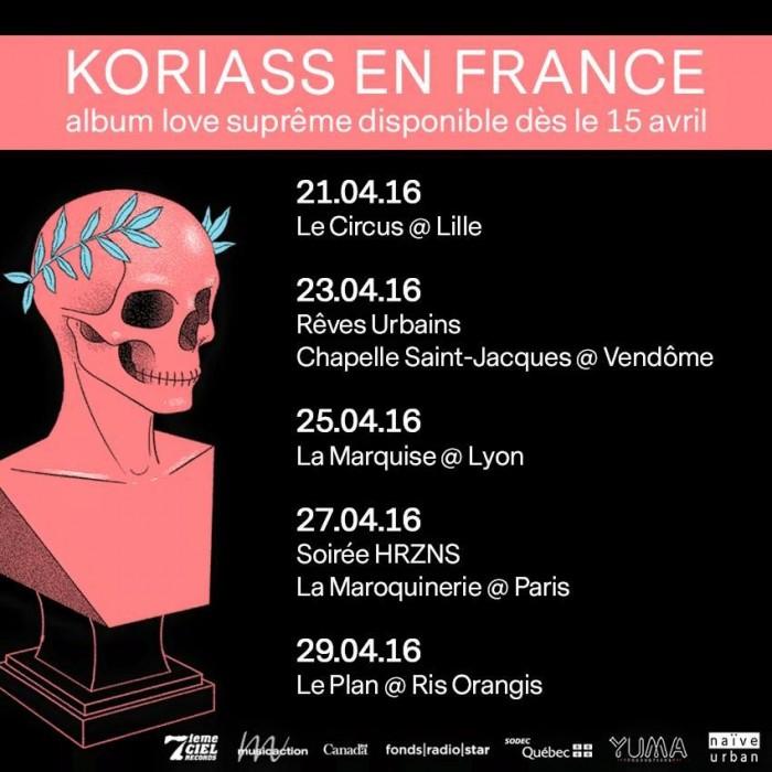Koriass France